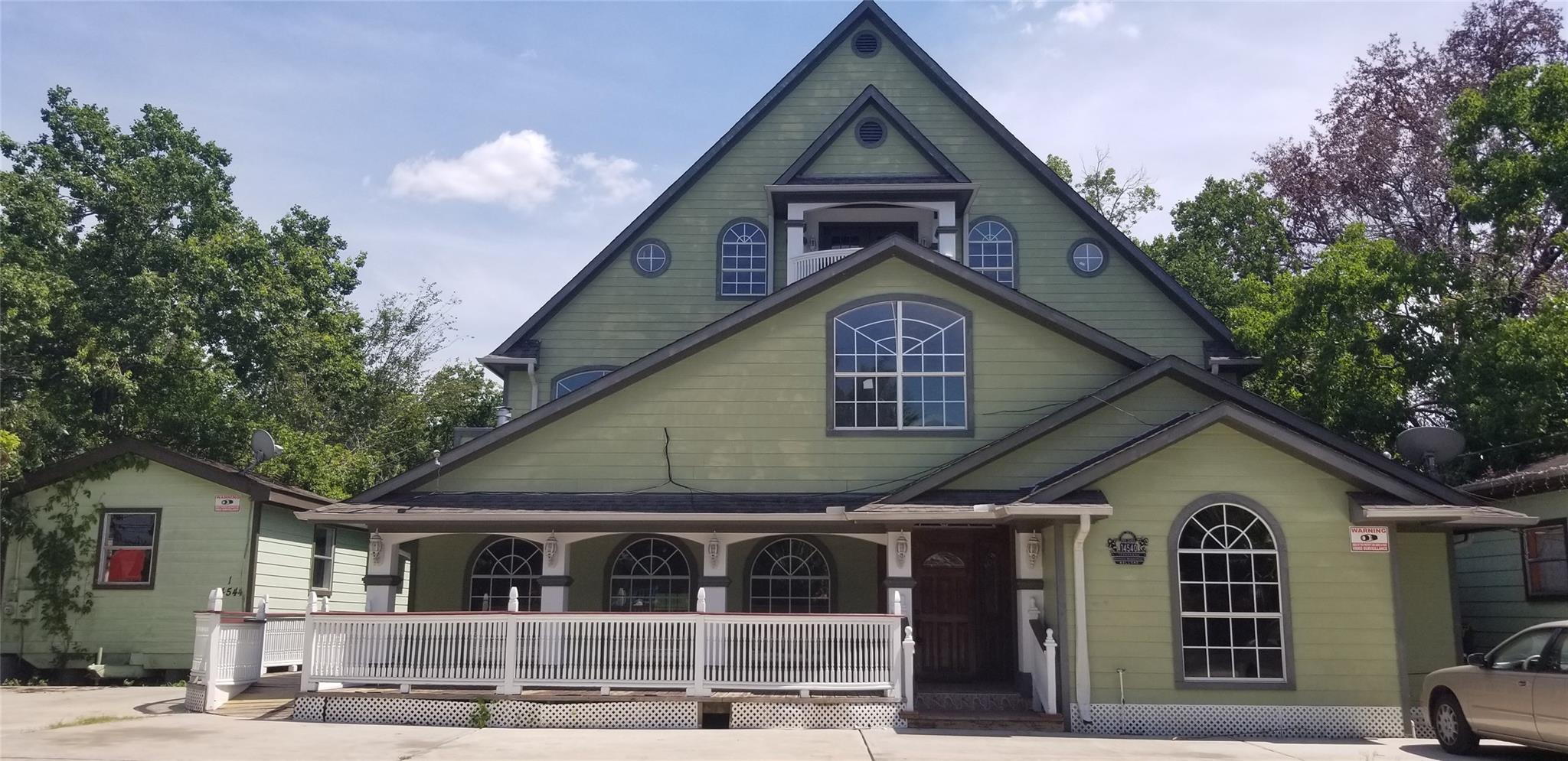 14540 Texarkana Street Property Photo - Houston, TX real estate listing