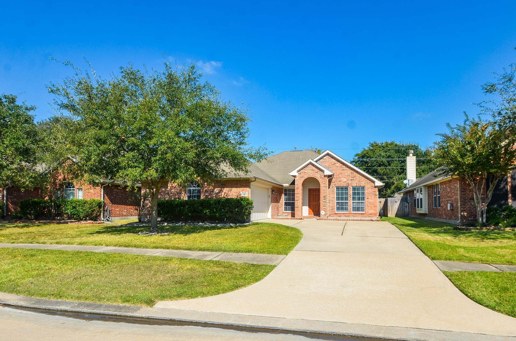 13214 Wortham Brook Lane Property Photo - Houston, TX real estate listing