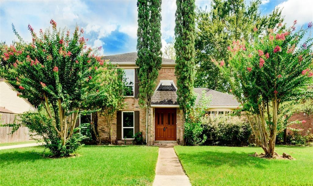15801 Elwood Drive Property Photo - Jersey Village, TX real estate listing