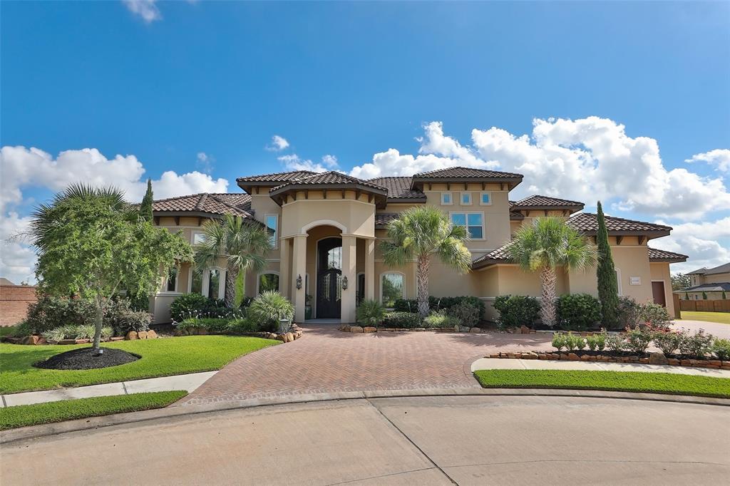 11510 Via Fontana Court Property Photo - Richmond, TX real estate listing