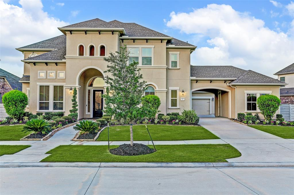 4415 Cedar Elm Lane Property Photo - Manvel, TX real estate listing