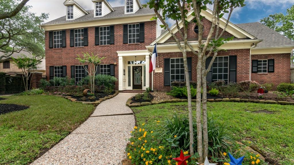 14907 Wilderness Cliff Court Property Photo - Houston, TX real estate listing