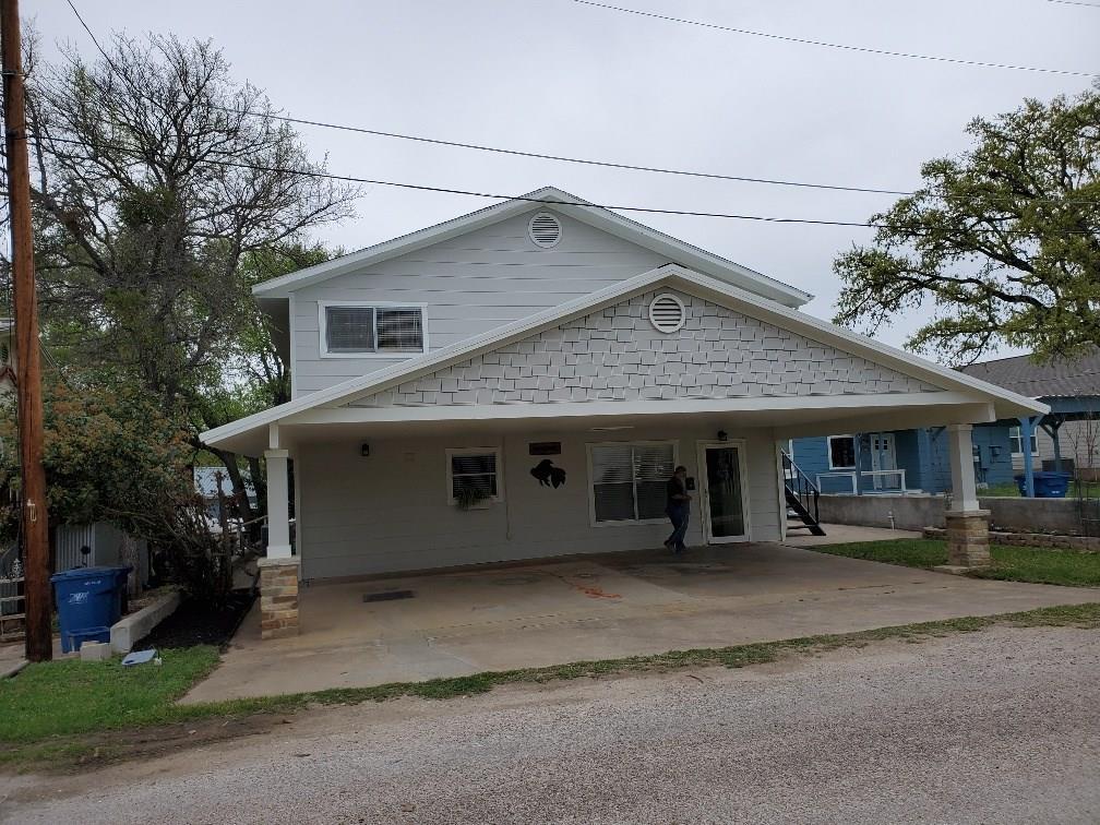 607 Cove Circle Property Photo - Granite Shoals, TX real estate listing