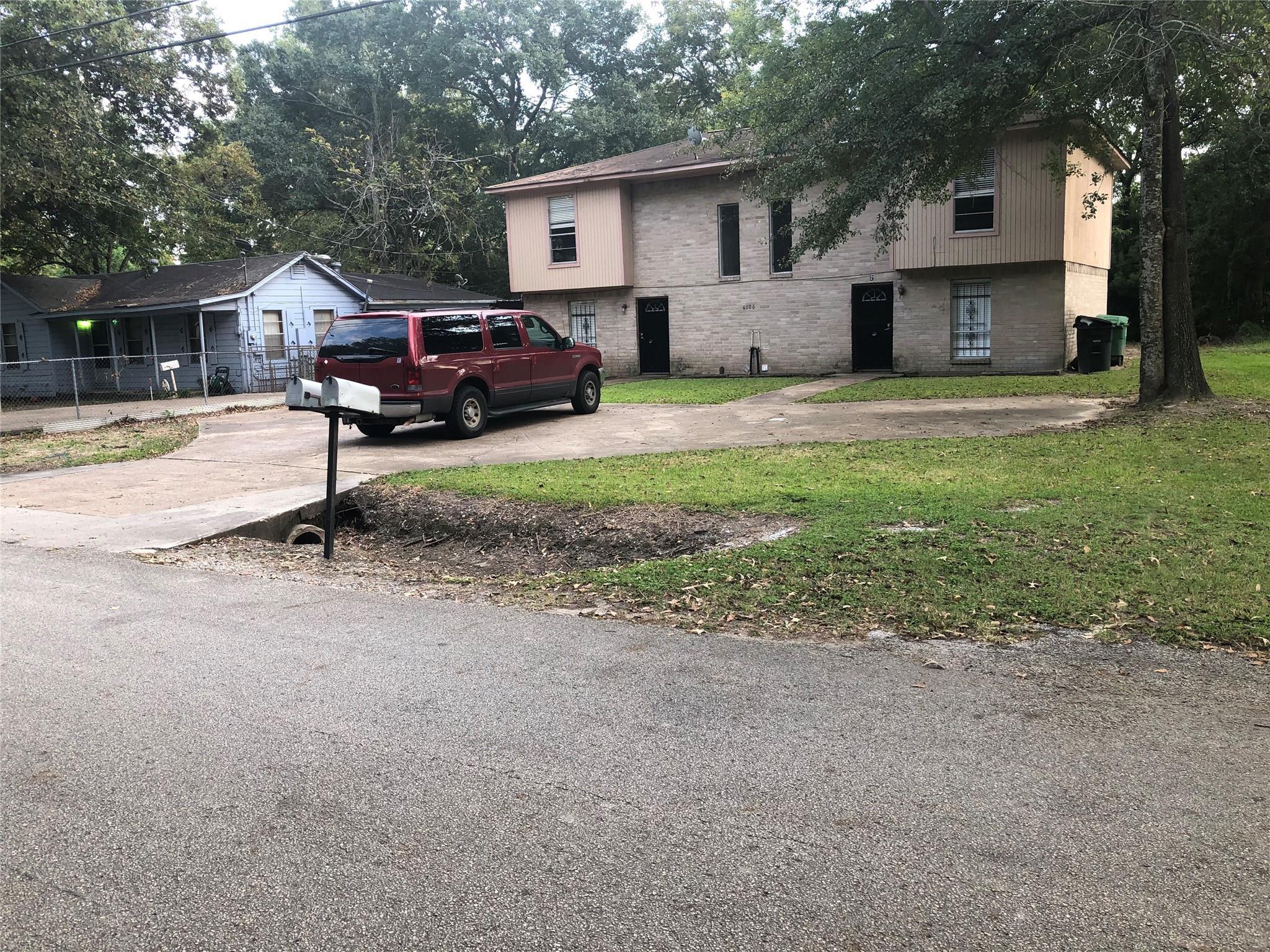 6706 Finch Street #1-2 Property Photo