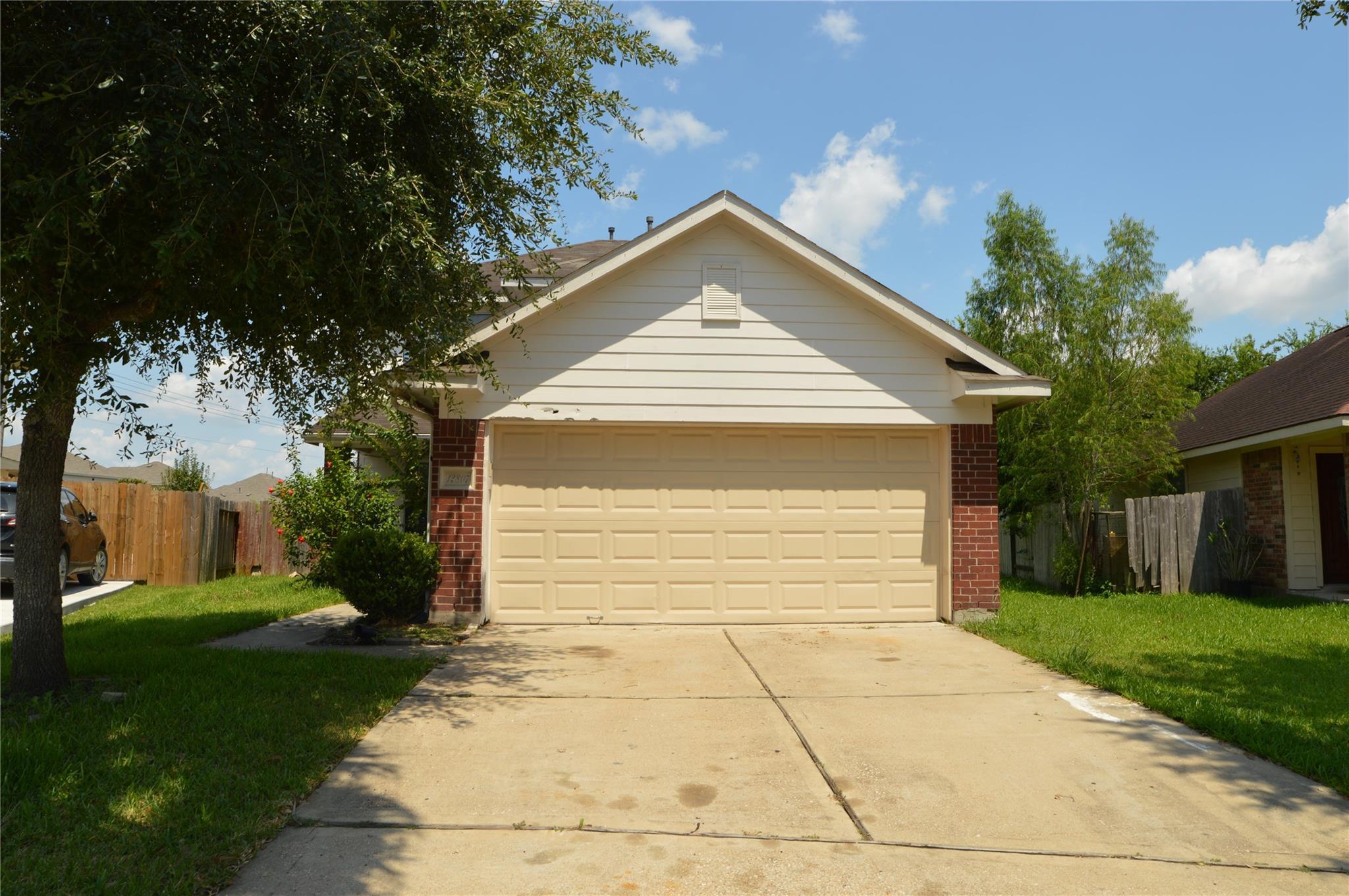 12807 Colony Heath Lane Property Photo - Houston, TX real estate listing