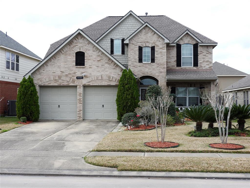 3643 Raintree Village Drive Property Photo - Katy, TX real estate listing