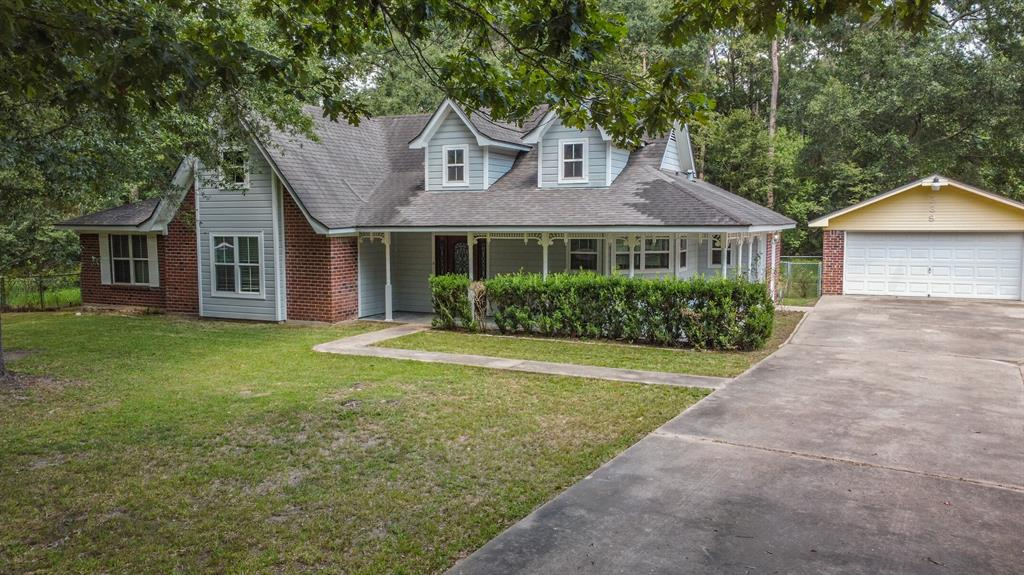 239 Tall Timbers Road Property Photo - Woodbranch, TX real estate listing