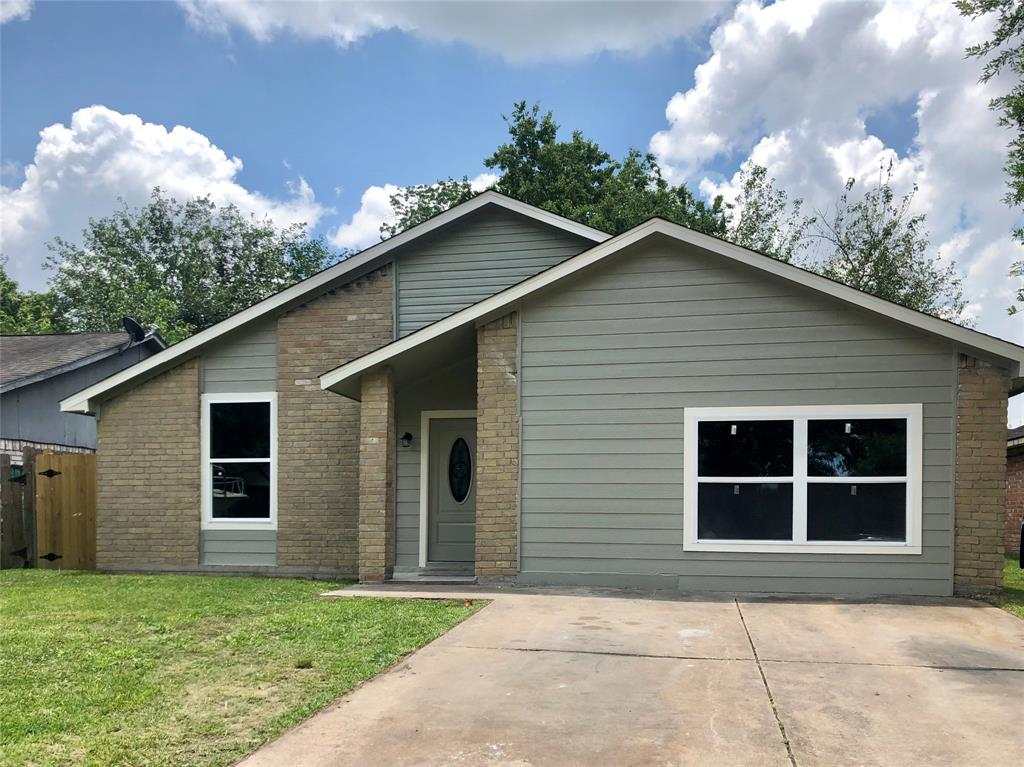 710 Hambrick Court Property Photo - Houston, TX real estate listing
