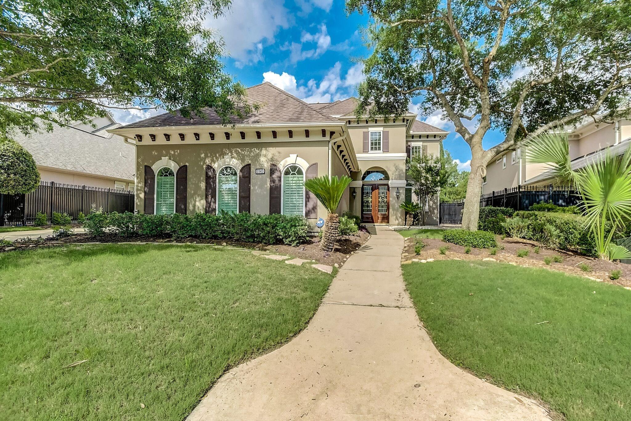 3343 Chartreuse Way Property Photo - Houston, TX real estate listing