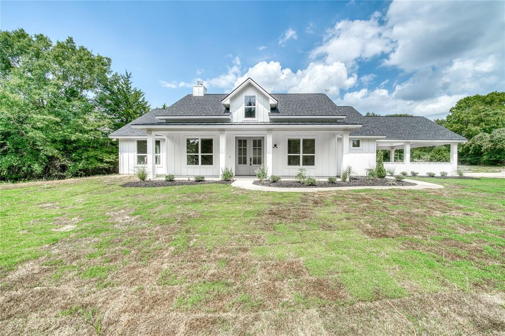 1322 Hughes Cutoff Road Property Photo - Hearne, TX real estate listing