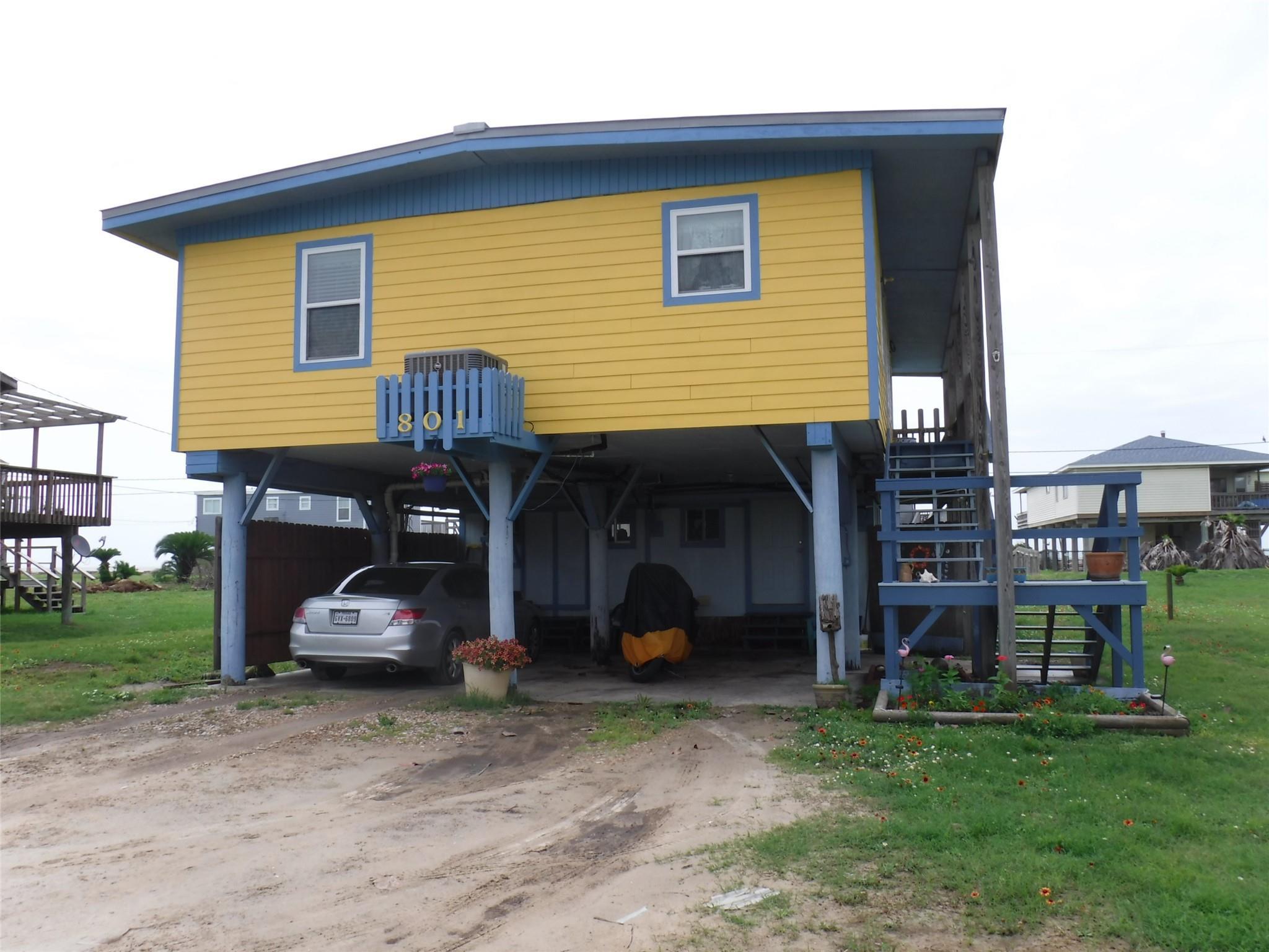 801 Seashell Drive Property Photo