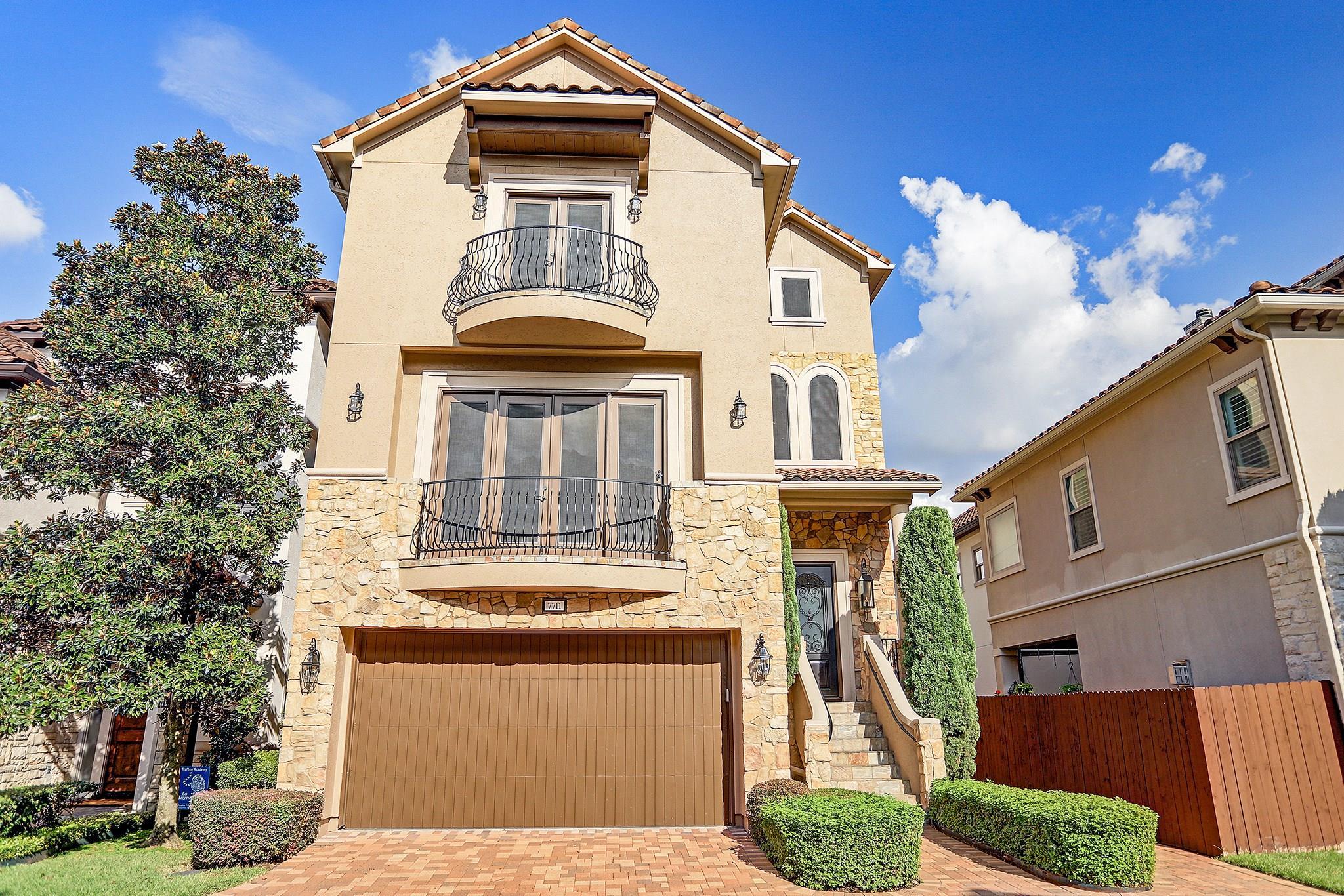 7711 Pine Ridge Terrace Road Property Photo - Houston, TX real estate listing