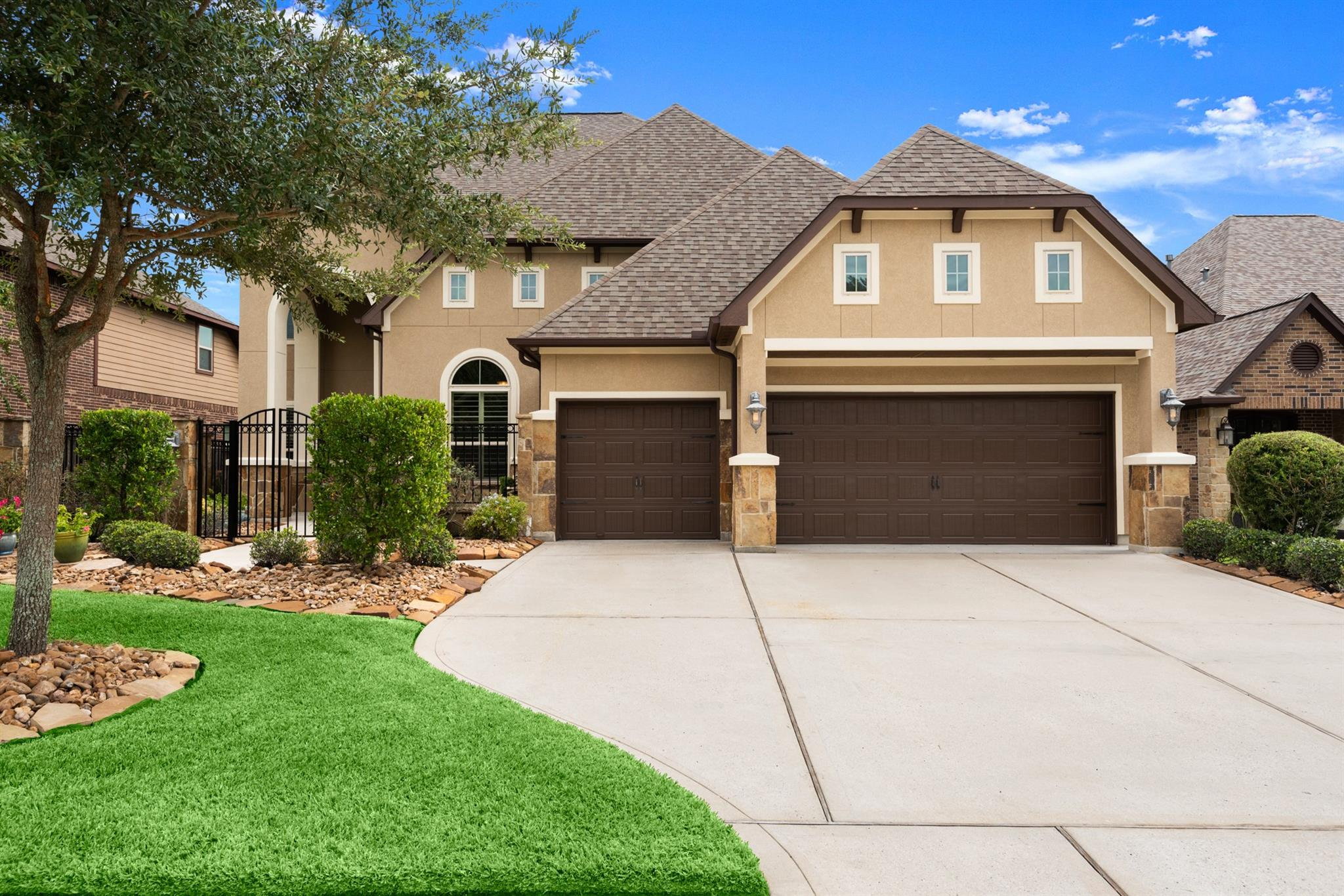 18614 Landrum Point Lane Property Photo - Spring, TX real estate listing