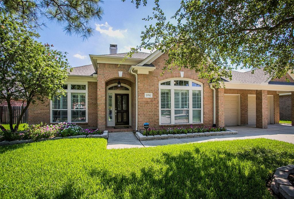 25702 Serene Spring Lane Property Photo - Spring, TX real estate listing