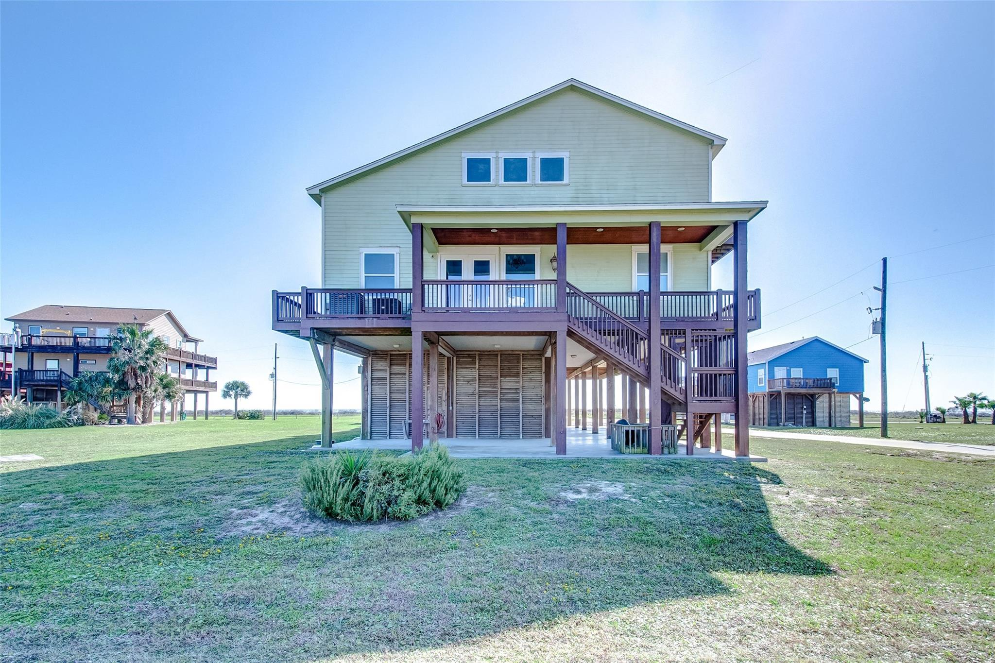 2020 IDYLE VIEW Property Photo - Crystal Beach, TX real estate listing