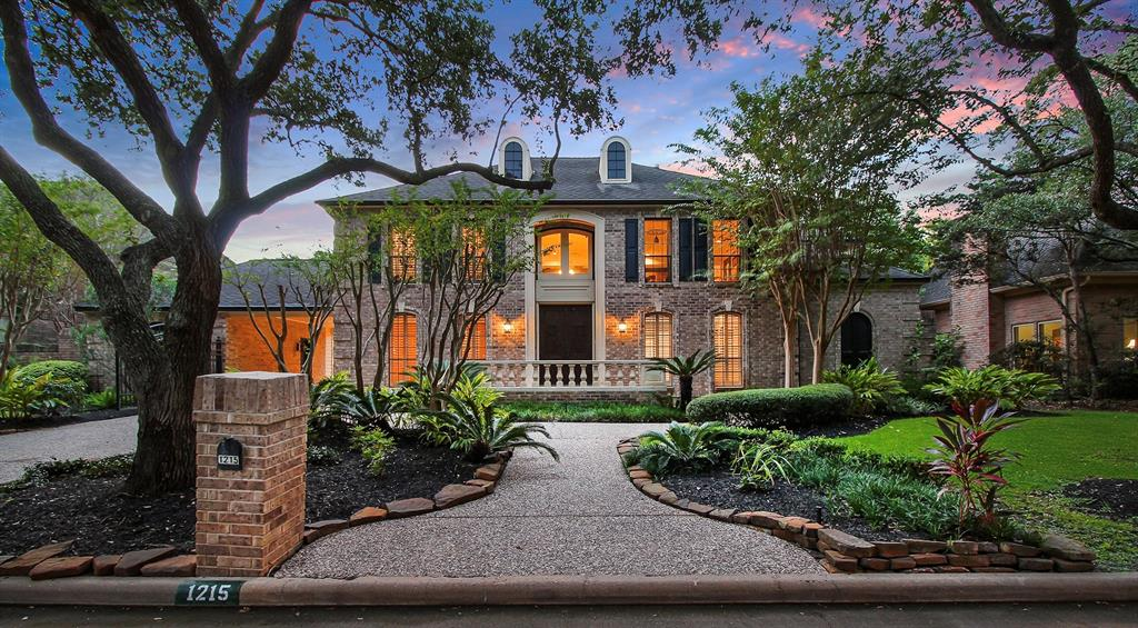 1215 Emerald Green Lane Property Photo - Houston, TX real estate listing