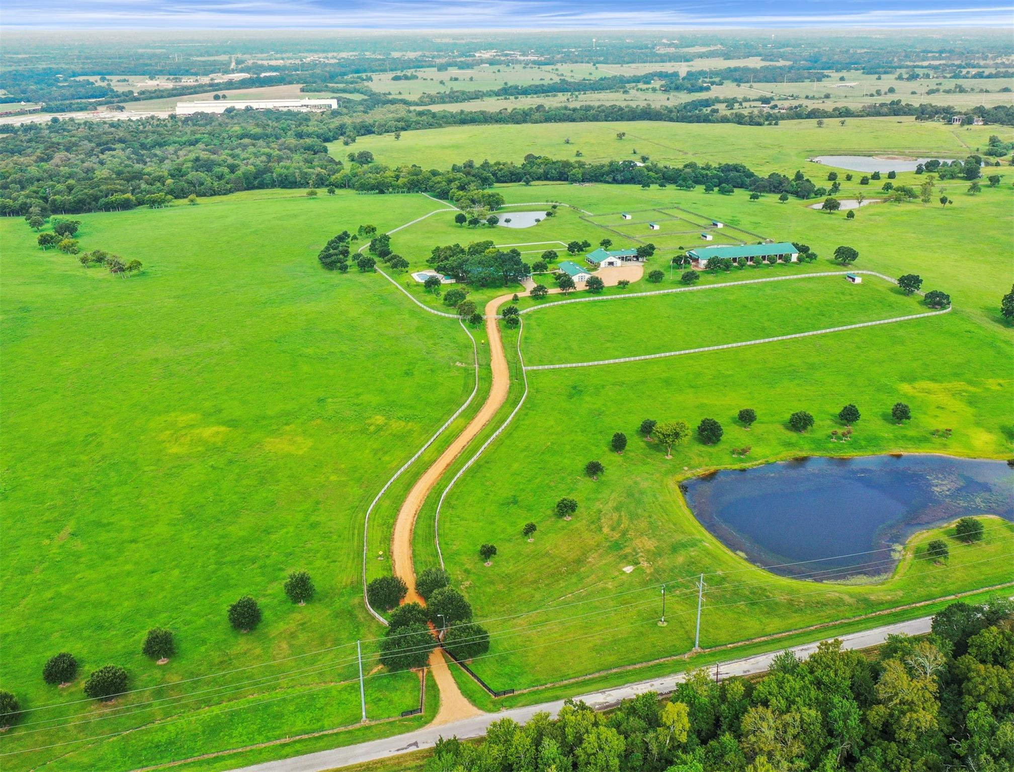 6345 Smith Road Property Photo - Bellville, TX real estate listing