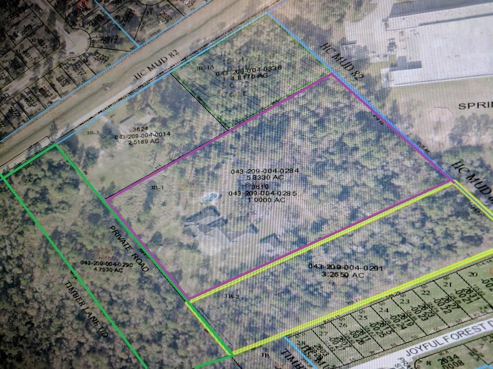3610 Otto Road, Spring, TX 77373 - Spring, TX real estate listing