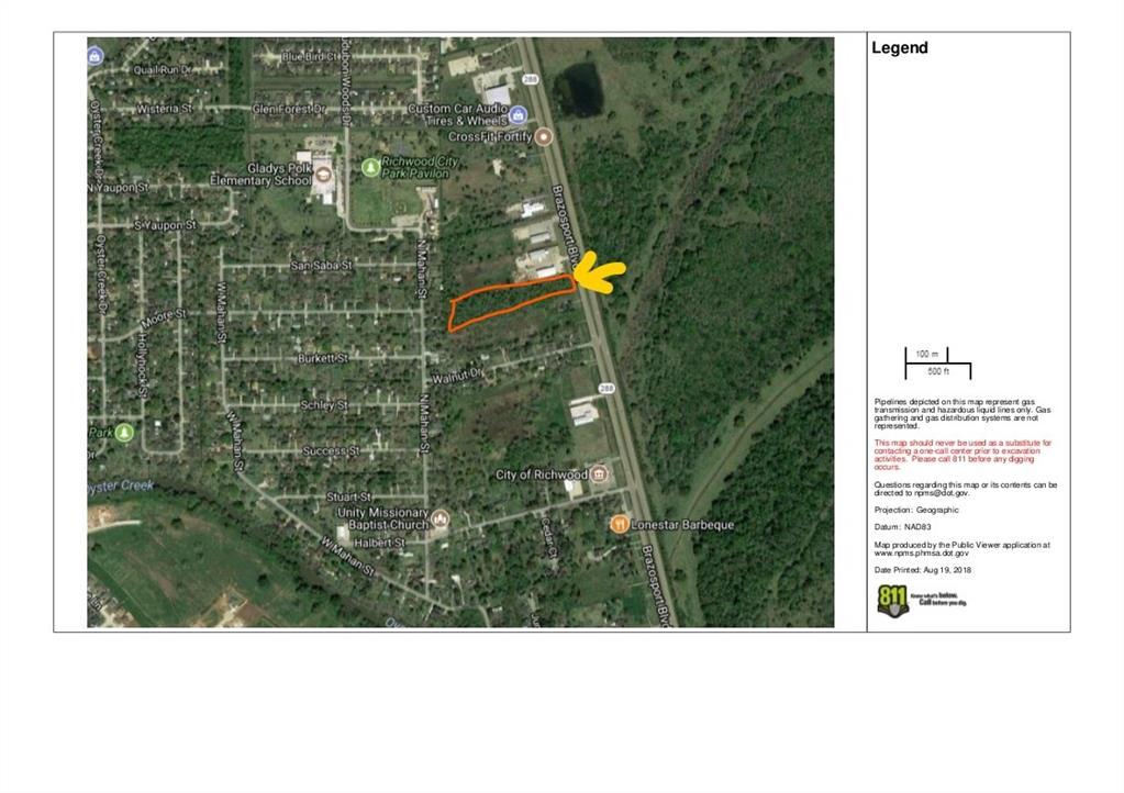 0 N Hwy 288B Brazosport Blvd Highway N, Richwood, TX 77531 - Richwood, TX real estate listing
