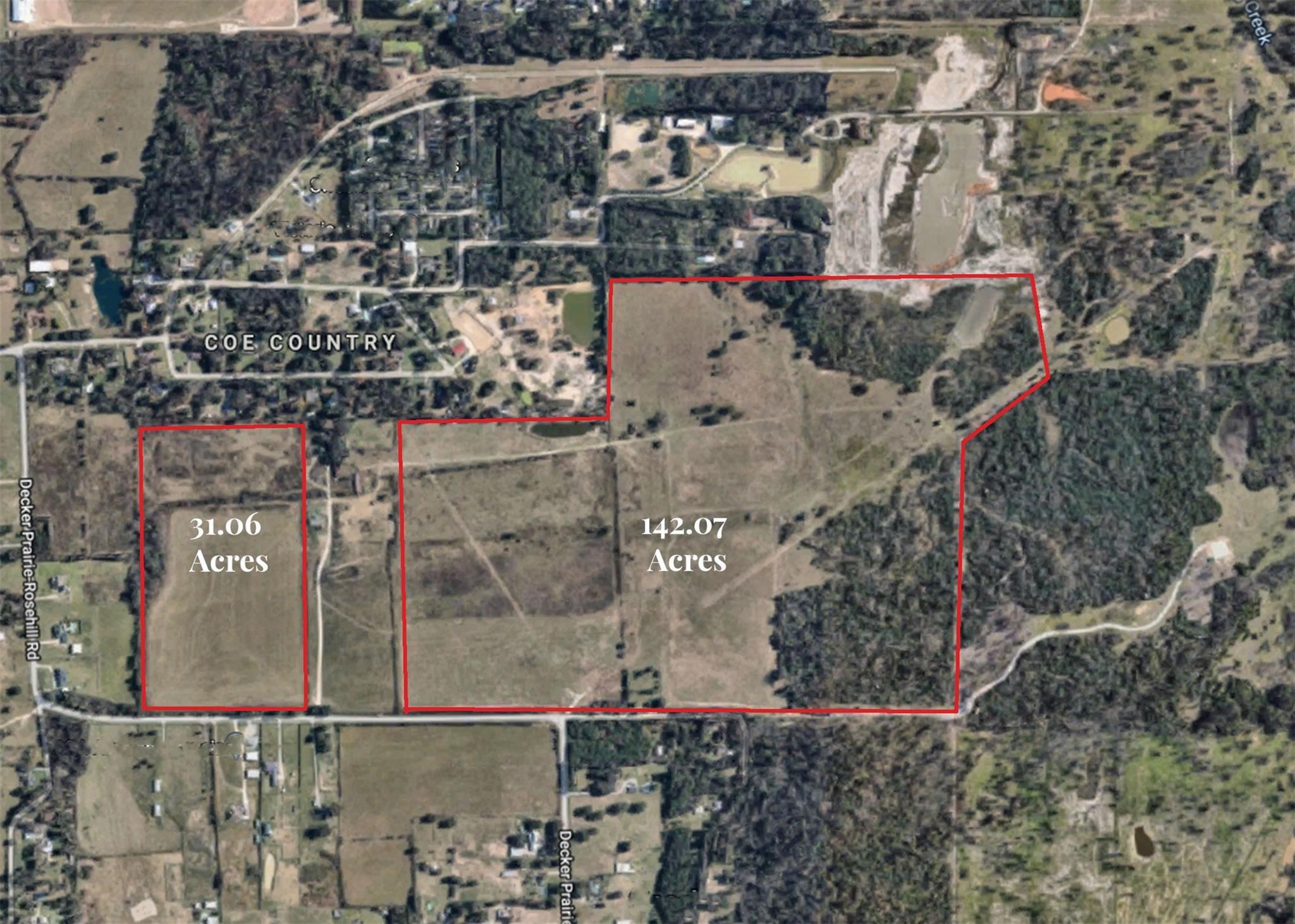 00 Decker Prairie Rosehill Road Property Photo - Magnolia, TX real estate listing