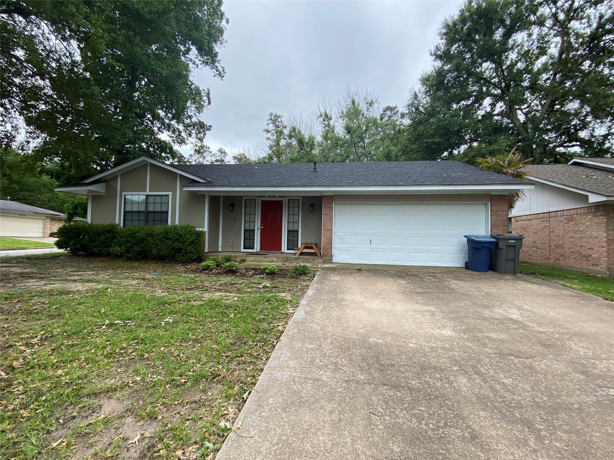 1 Wind Drift Drive Property Photo - Lufkin, TX real estate listing