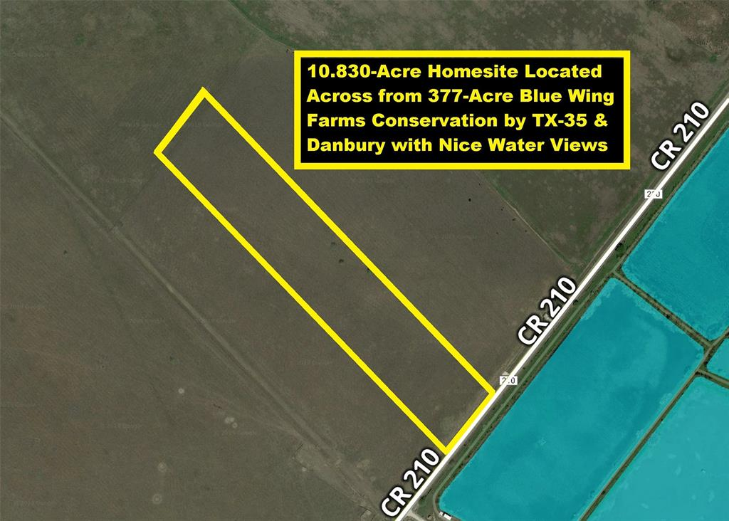 00 County Road 210, Danbury, TX 77534 - Danbury, TX real estate listing