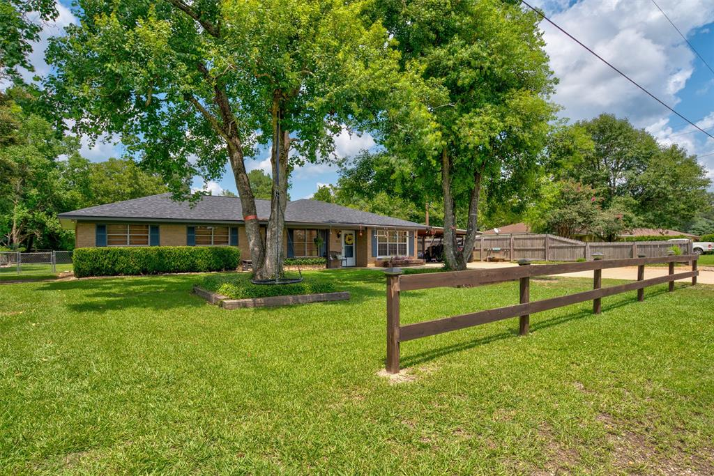 202 County Road 1230 Property Photo - Warren, TX real estate listing