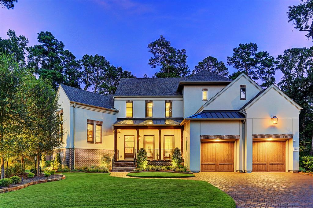 31 Gatewood Springs Drive Property Photo - The Woodlands, TX real estate listing
