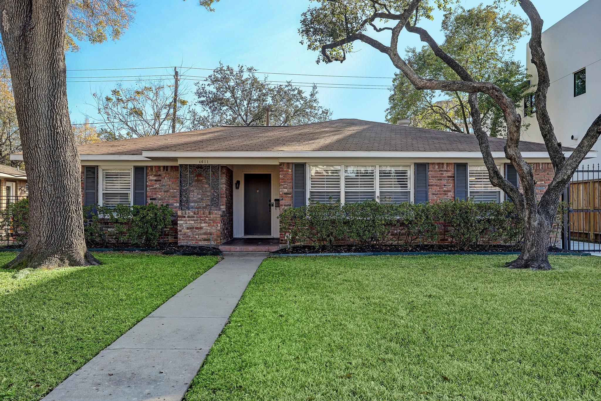 4611 Merwin Street Property Photo - Houston, TX real estate listing