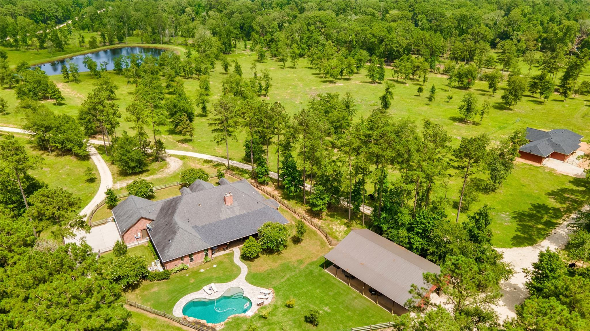 457 Boys Camp Road Property Photo - New Waverly, TX real estate listing