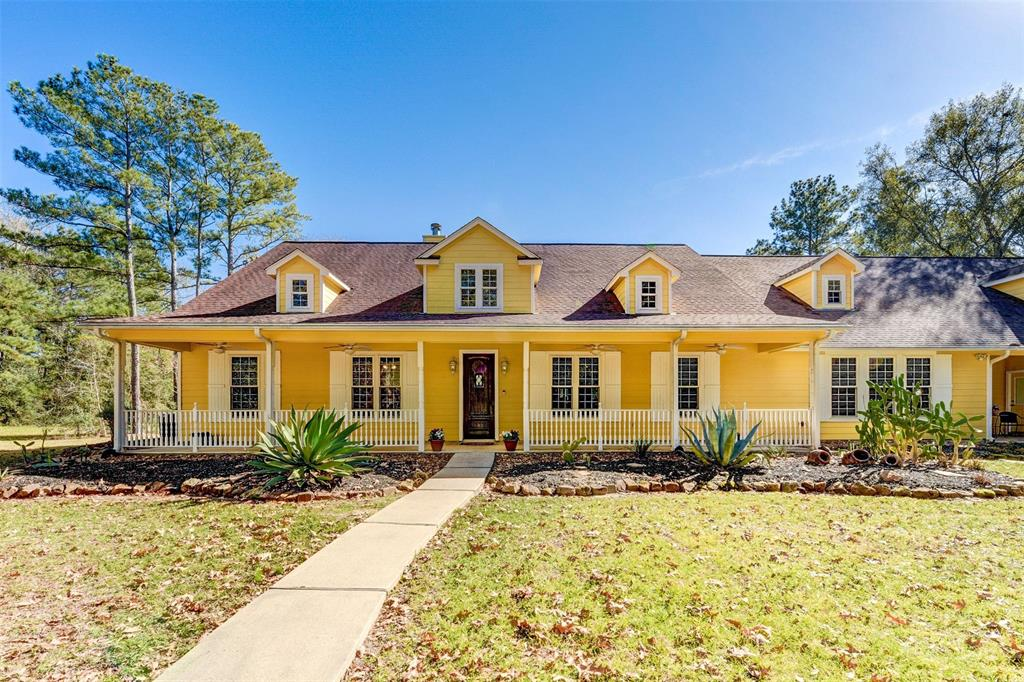 23947 Wild Forest Drive Property Photo - New Caney, TX real estate listing