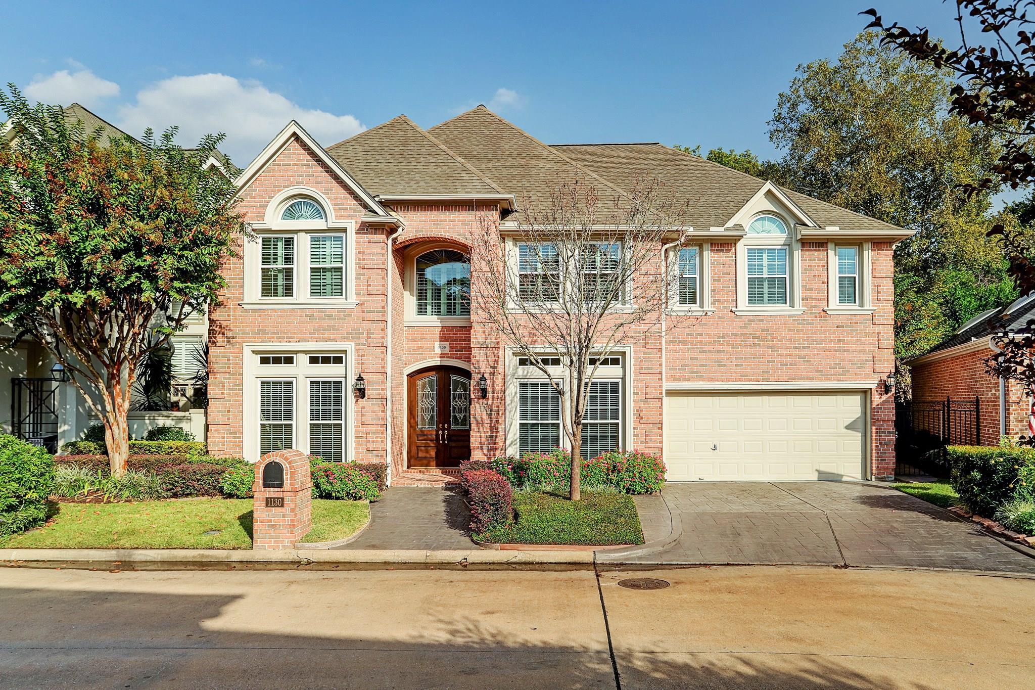 1130 Bayou Island Drive Property Photo - Houston, TX real estate listing