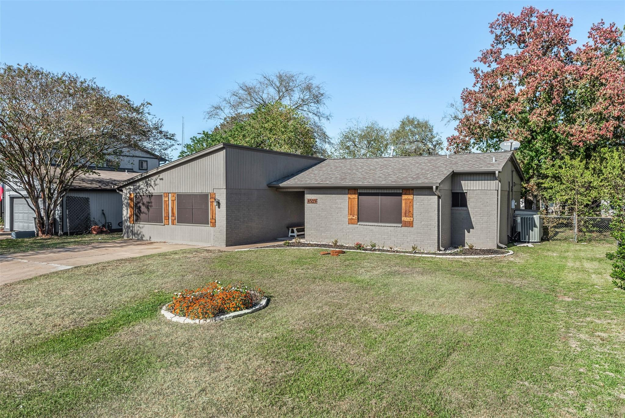 4509 Old Hearne Road Property Photo - Bryan, TX real estate listing