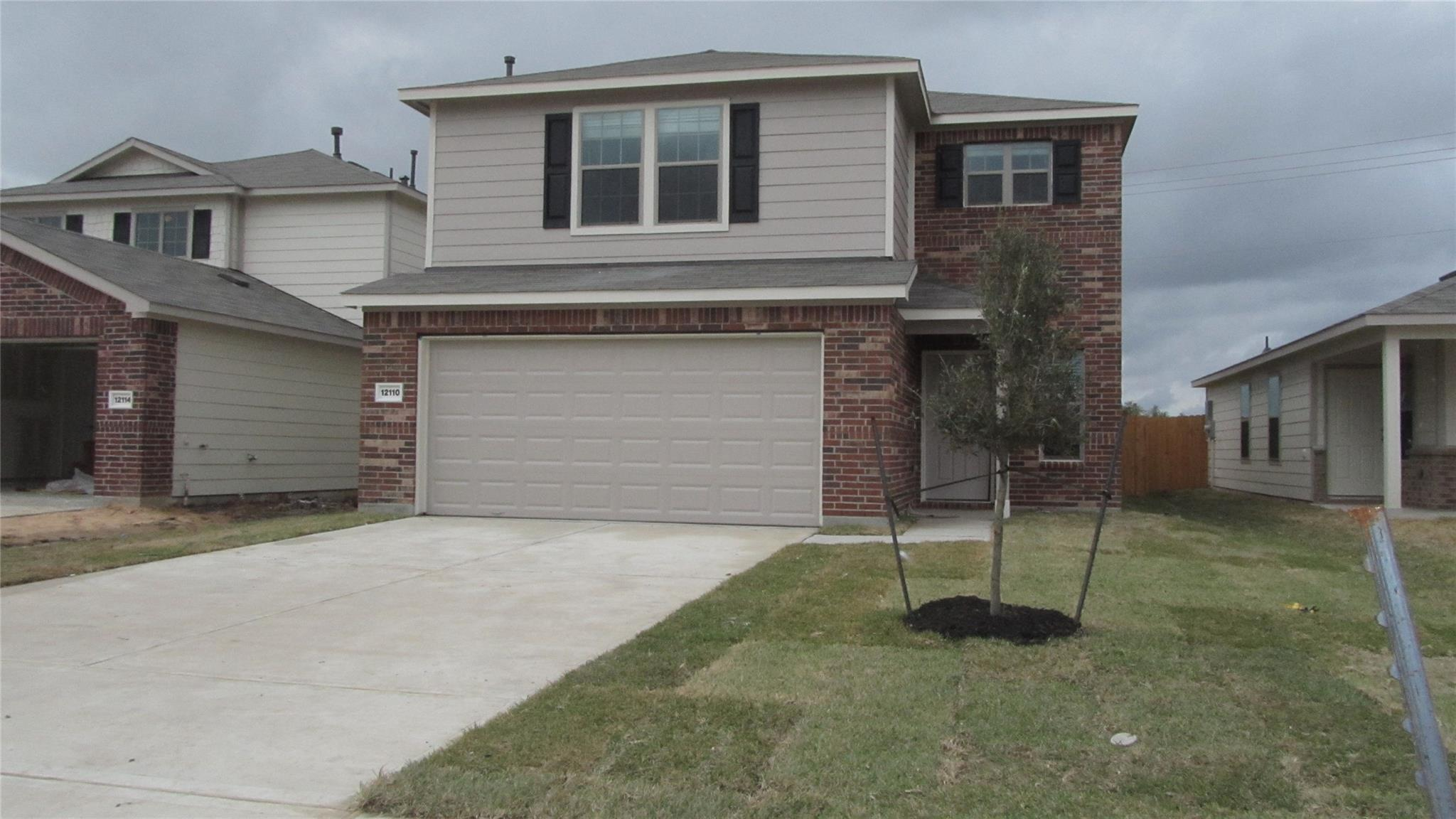 12110 Helvick Crescent Avenue Property Photo - Houston, TX real estate listing