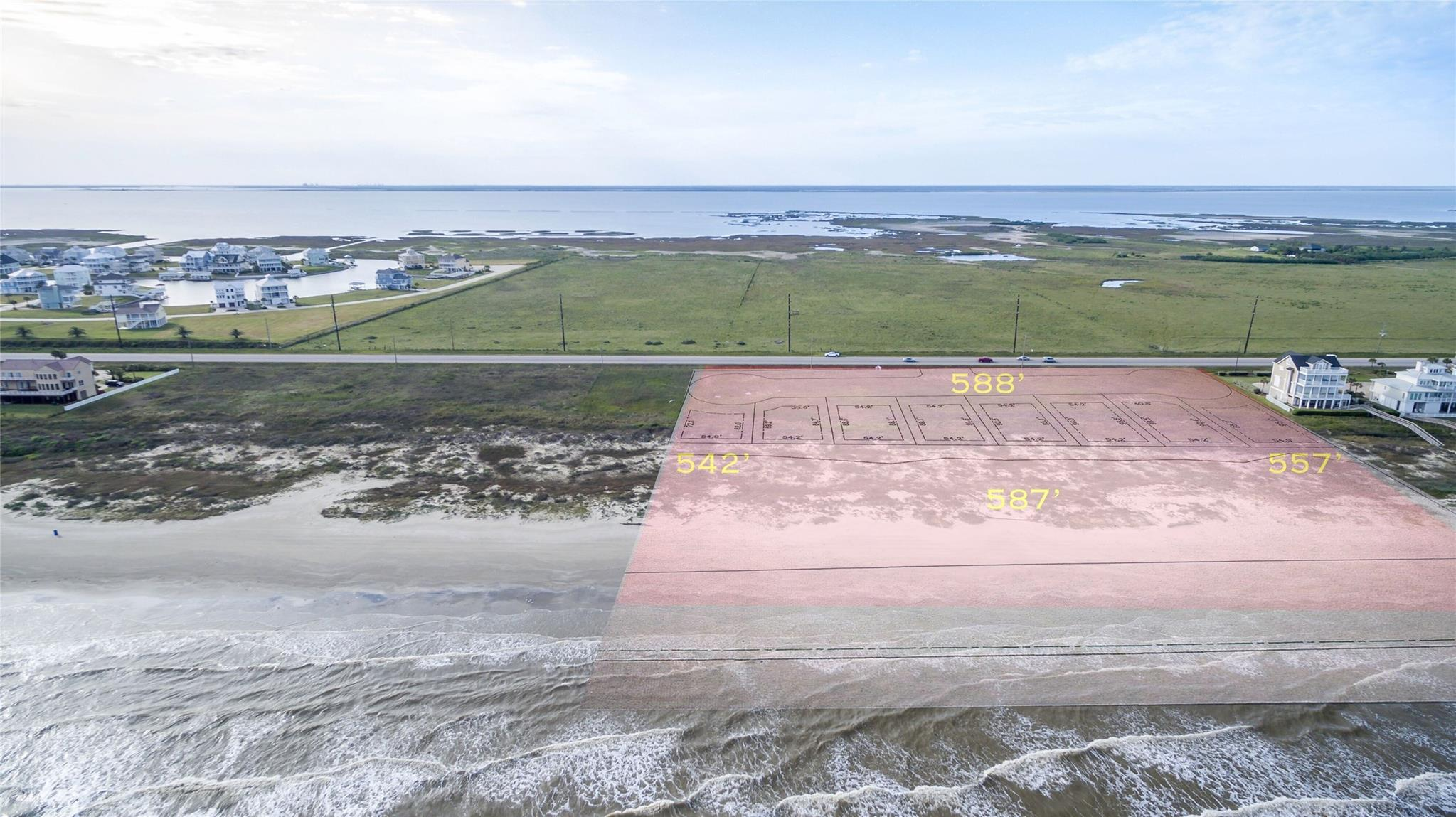 TR 47 San Luis Pass Property Photo - Galveston, TX real estate listing