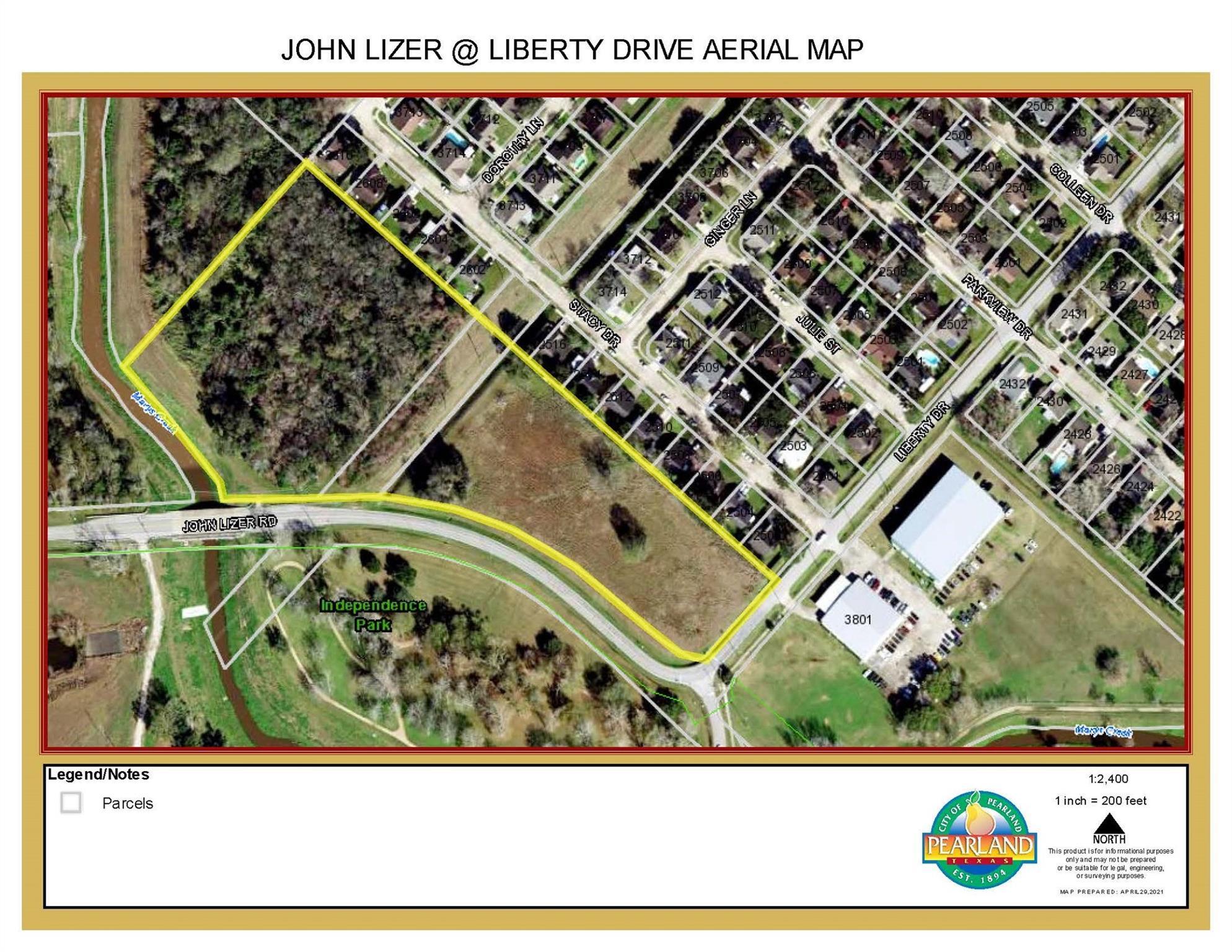 00 John Lizer At Liberty Drive Property Photo