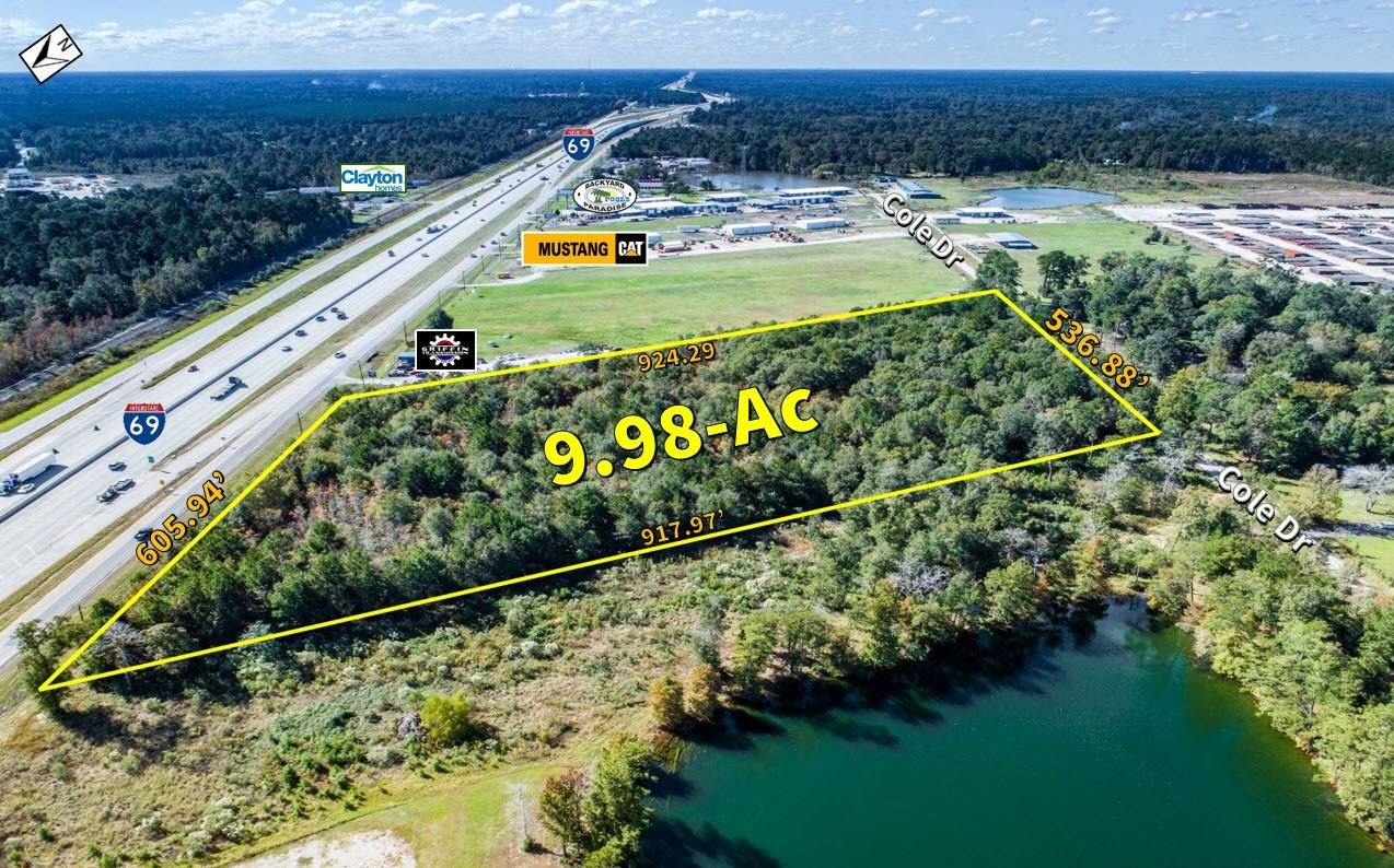 000 Highway 59 Property Photo - Splendora, TX real estate listing