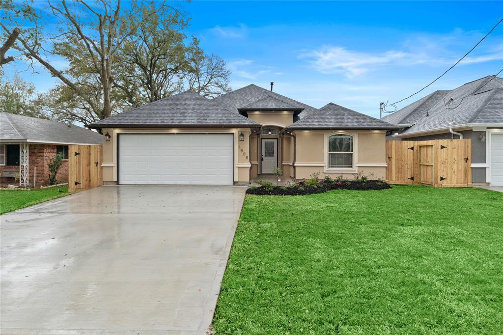 1408 Avenue M, South Houston, TX 77587 - South Houston, TX real estate listing