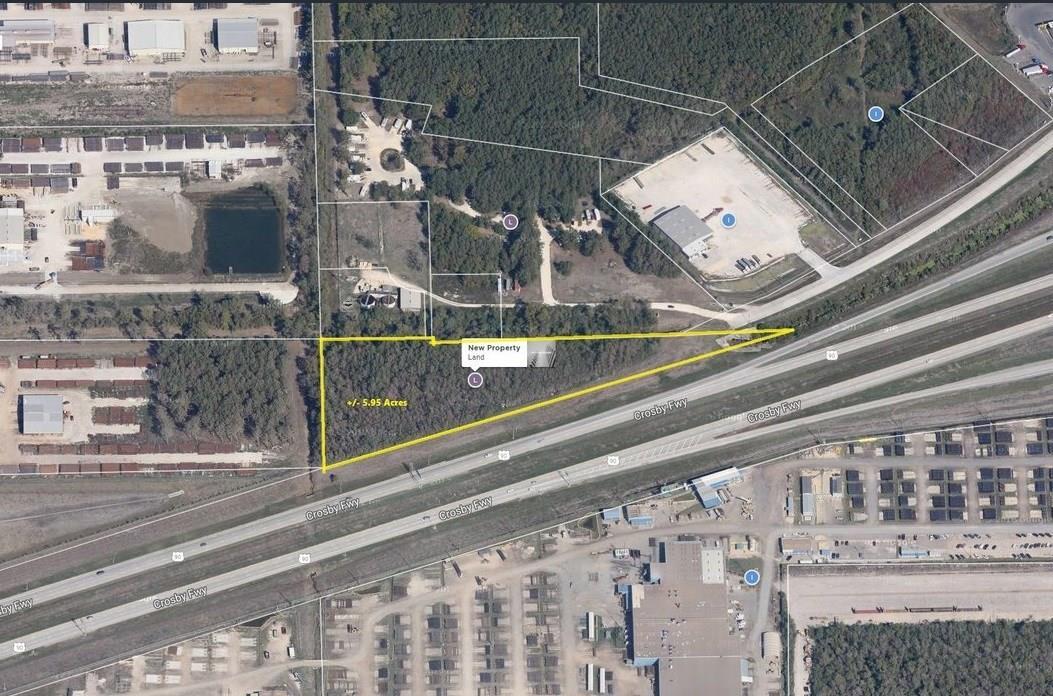 0 Crosby Freeway Property Photo - Houston, TX real estate listing