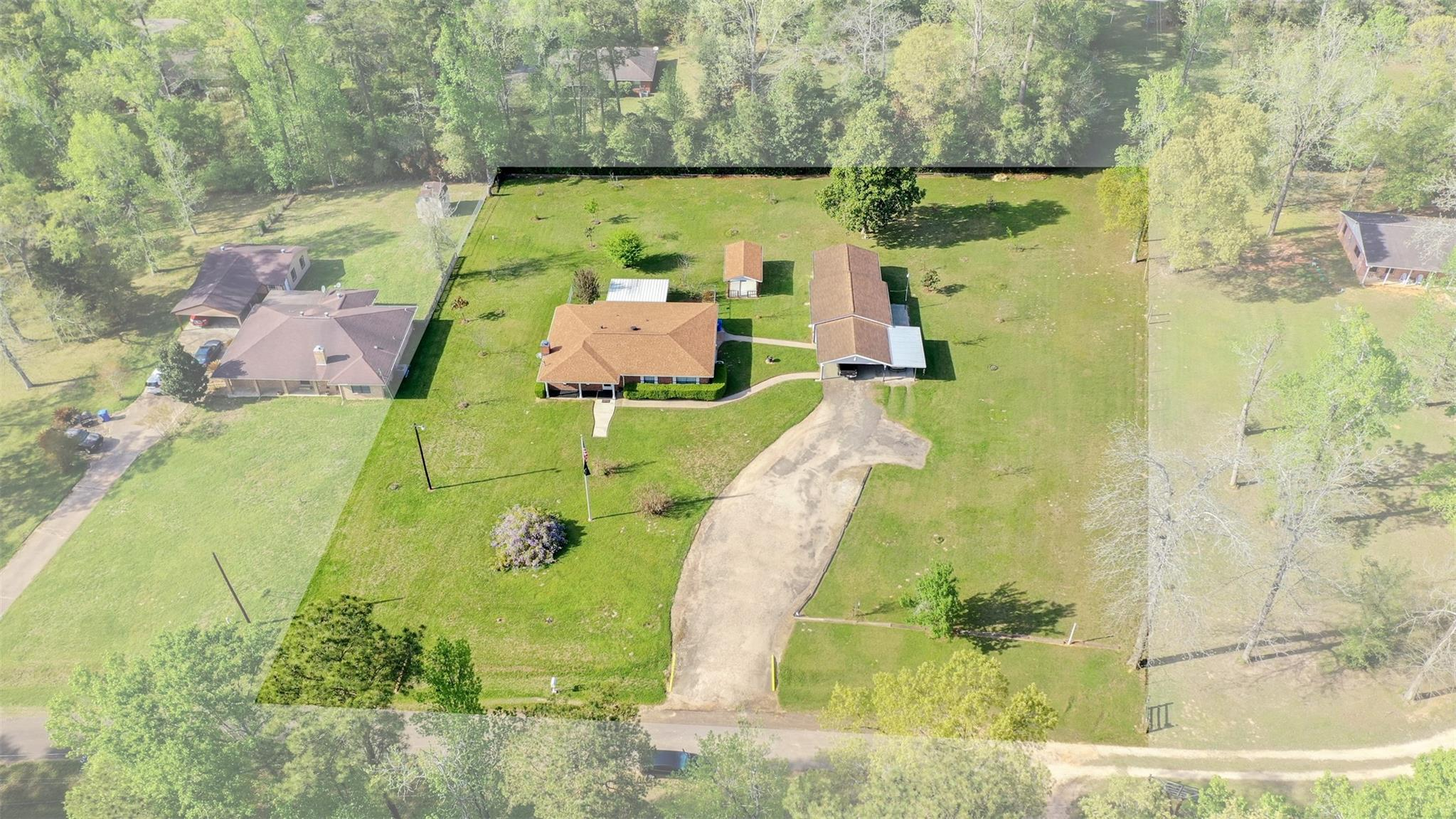 769 Creekridge Drive Property Photo - Goodrich, TX real estate listing