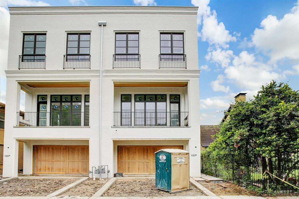 1107 Berthea Street #A Property Photo - Houston, TX real estate listing