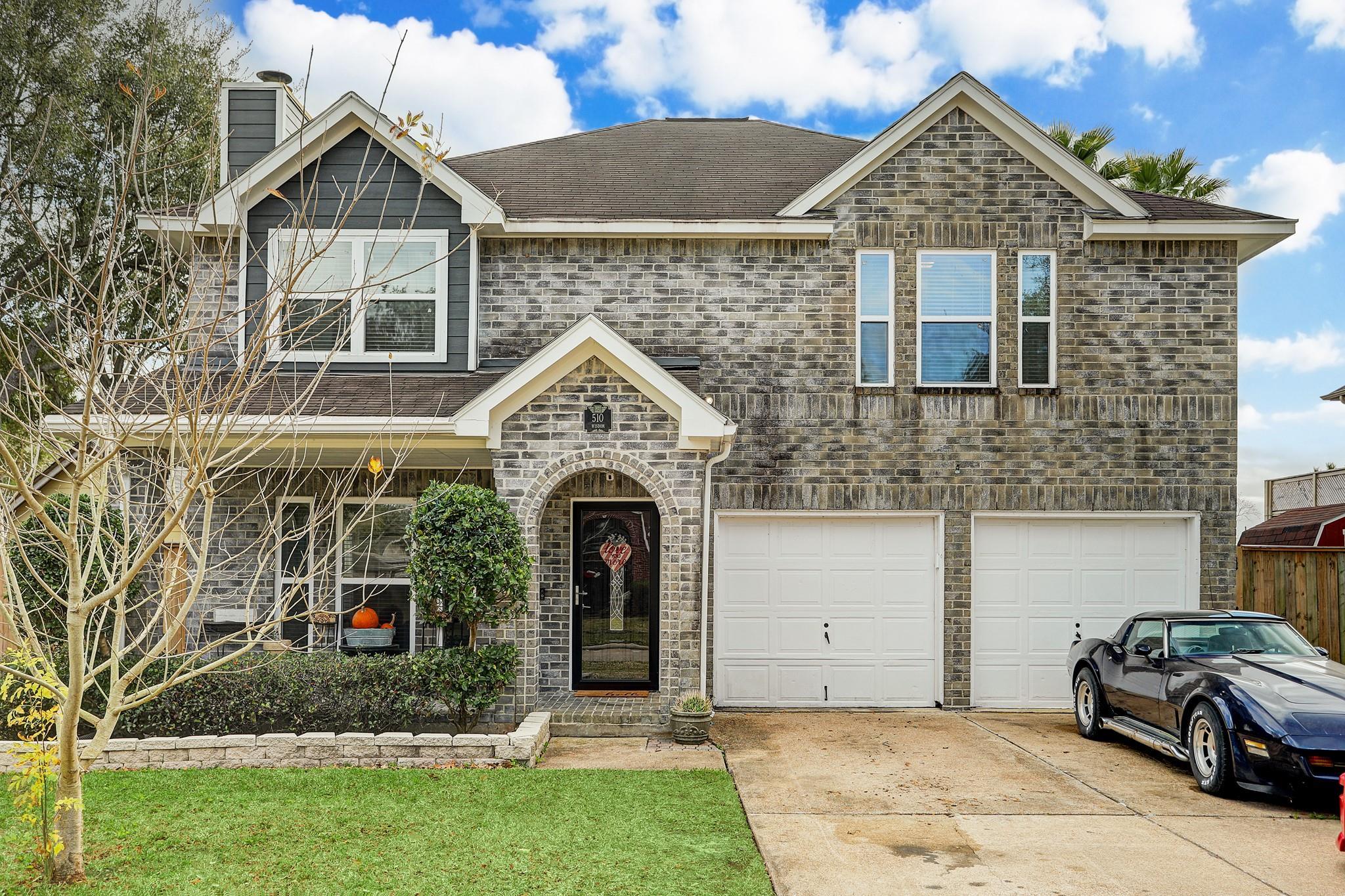 510 Wisdom Drive Property Photo - Deer Park, TX real estate listing