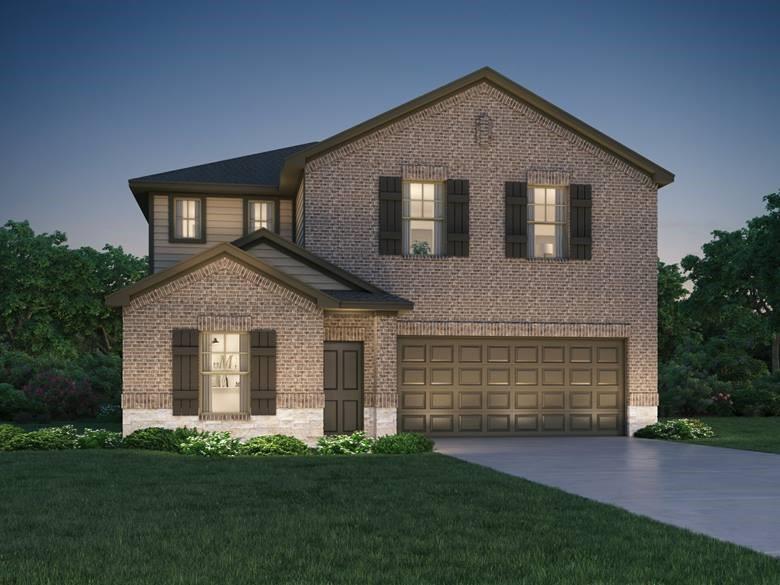 1721 Allendale Bluff Lane Property Photo 1