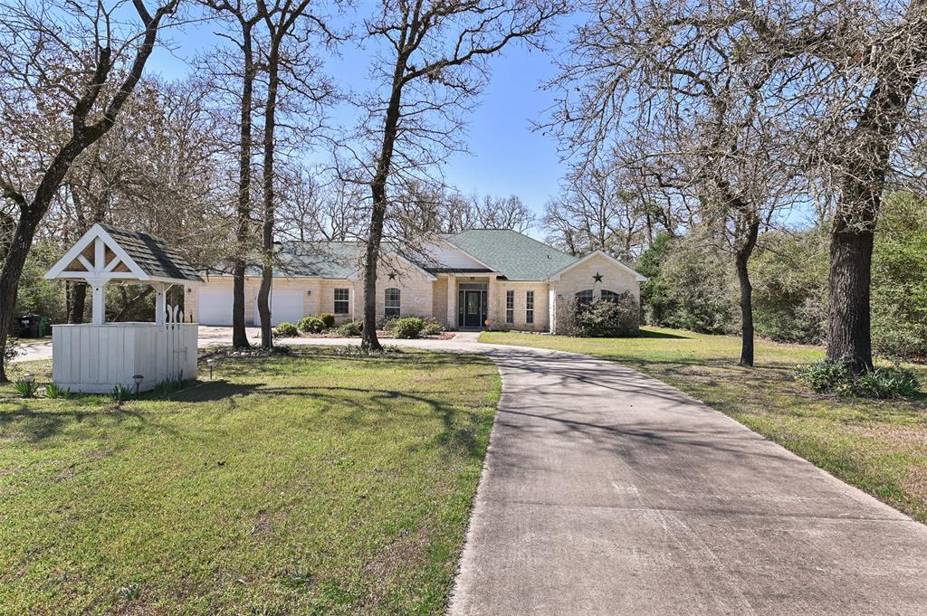 45 Meadowood Drive, Hilltop Lakes, TX 77871 - Hilltop Lakes, TX real estate listing