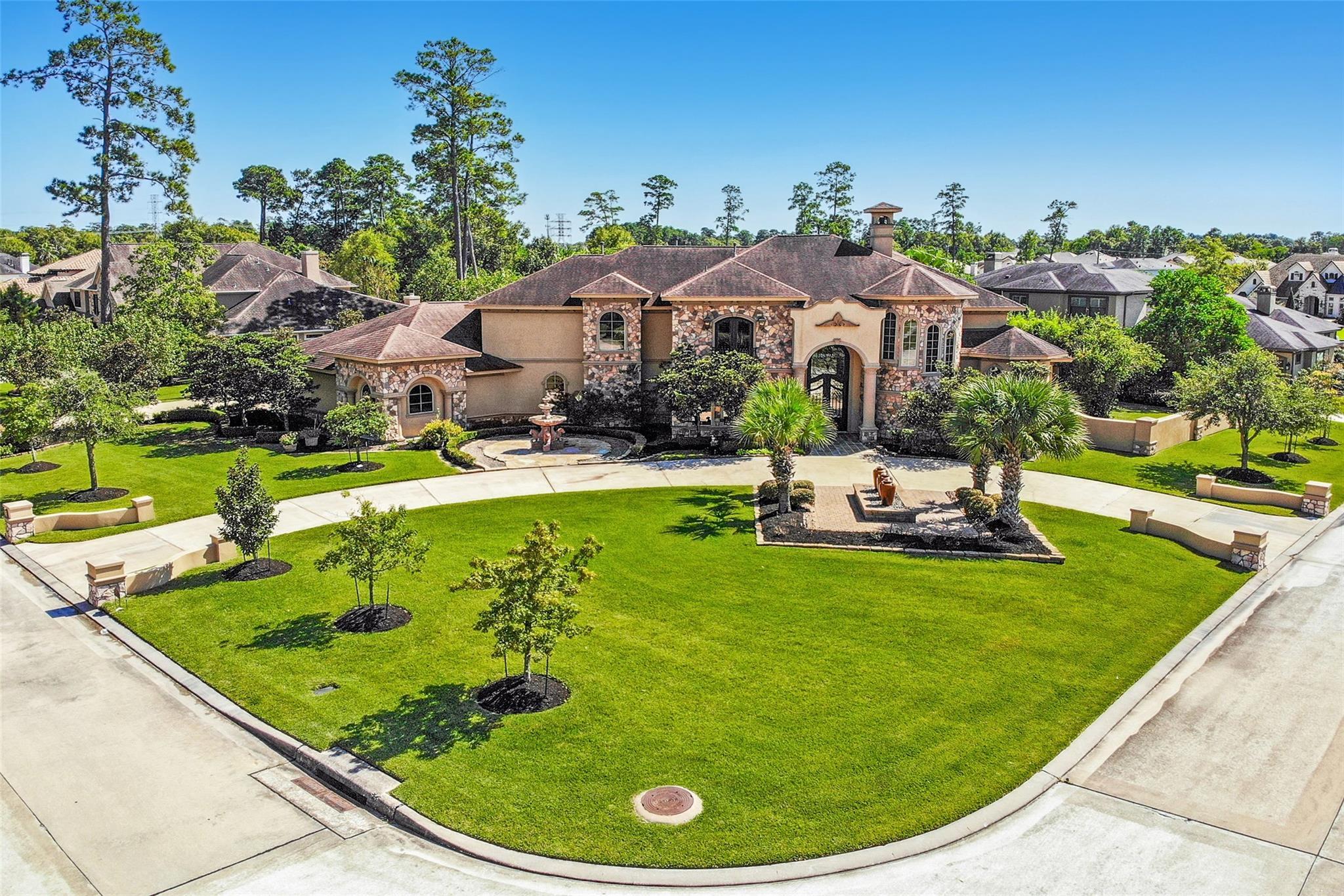 23 Oak Cove Lane Property Photo - Humble, TX real estate listing