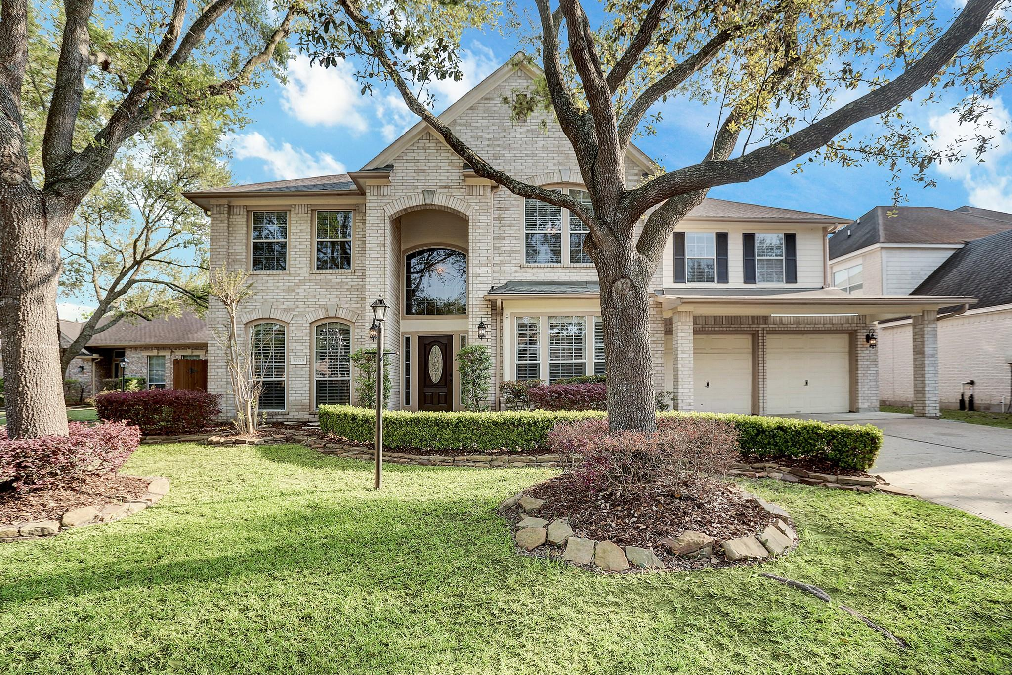 12219 Shady Downs Drive Property Photo - Houston, TX real estate listing