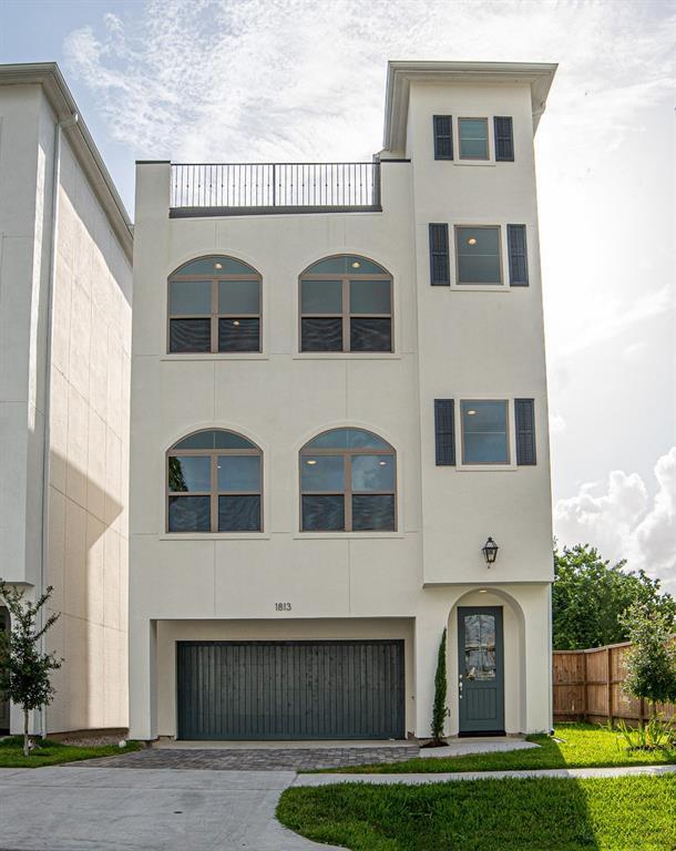 1813 Goliad Street Property Photo - Houston, TX real estate listing