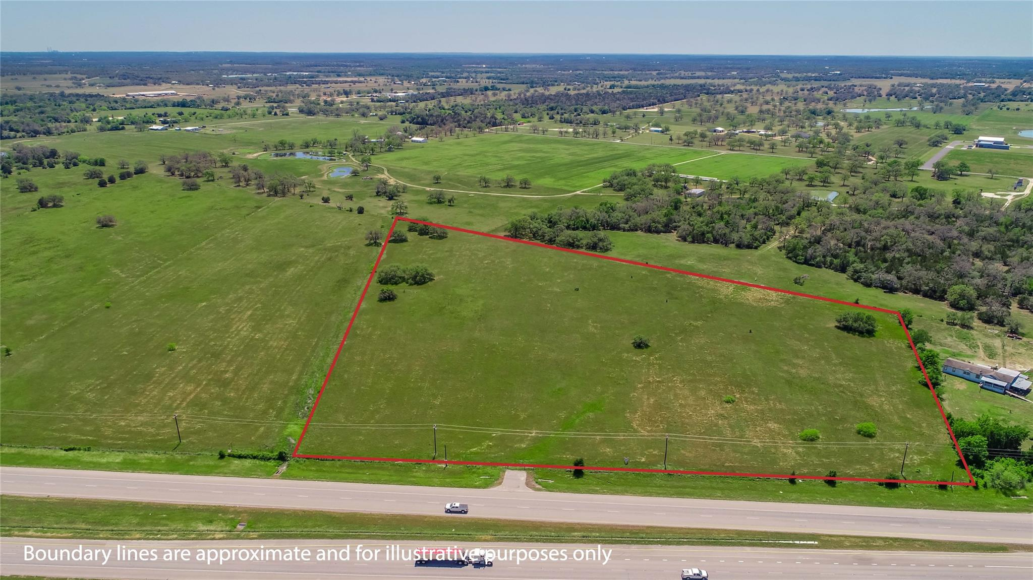 Tract 1 (13.81 Acres) Hwy 290 E Property Photo