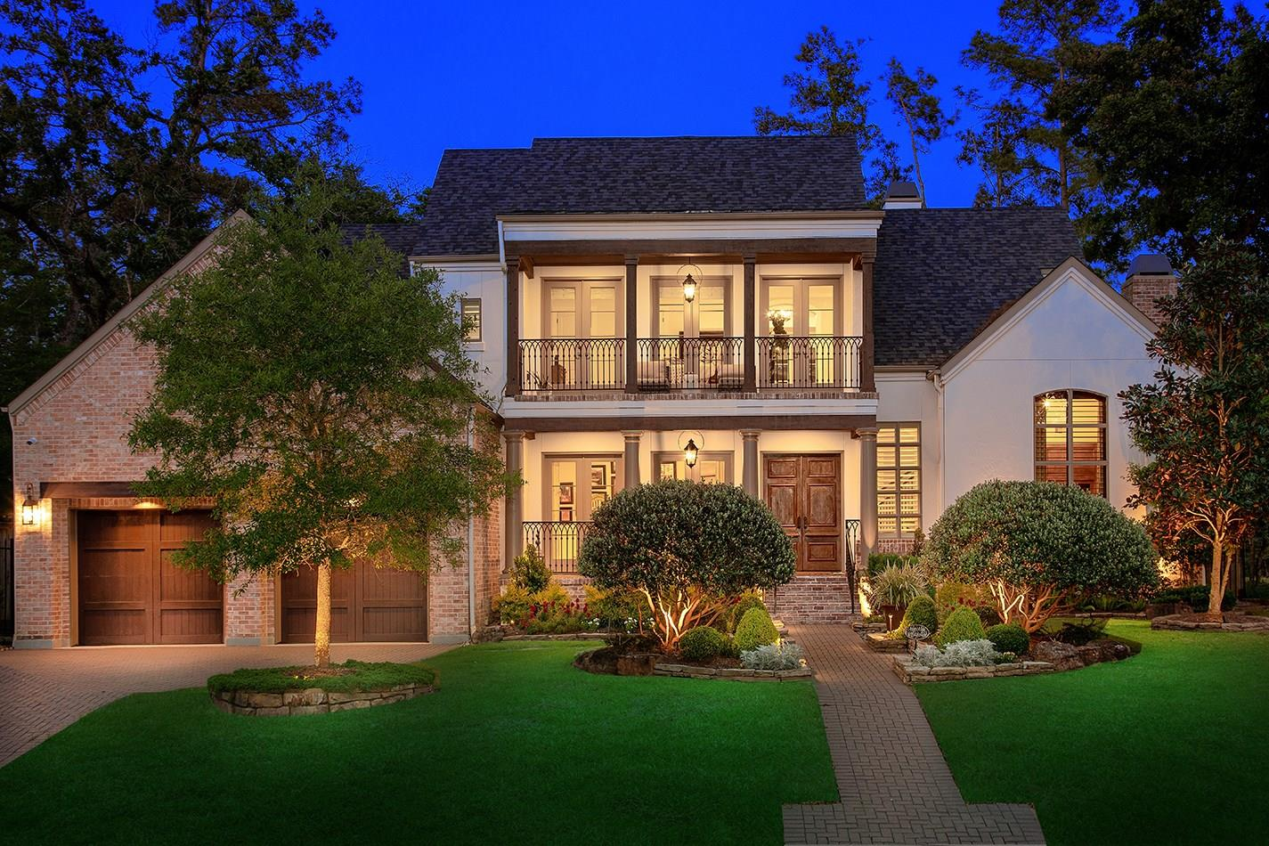 86 Simon Lake Lane Property Photo - The Woodlands, TX real estate listing