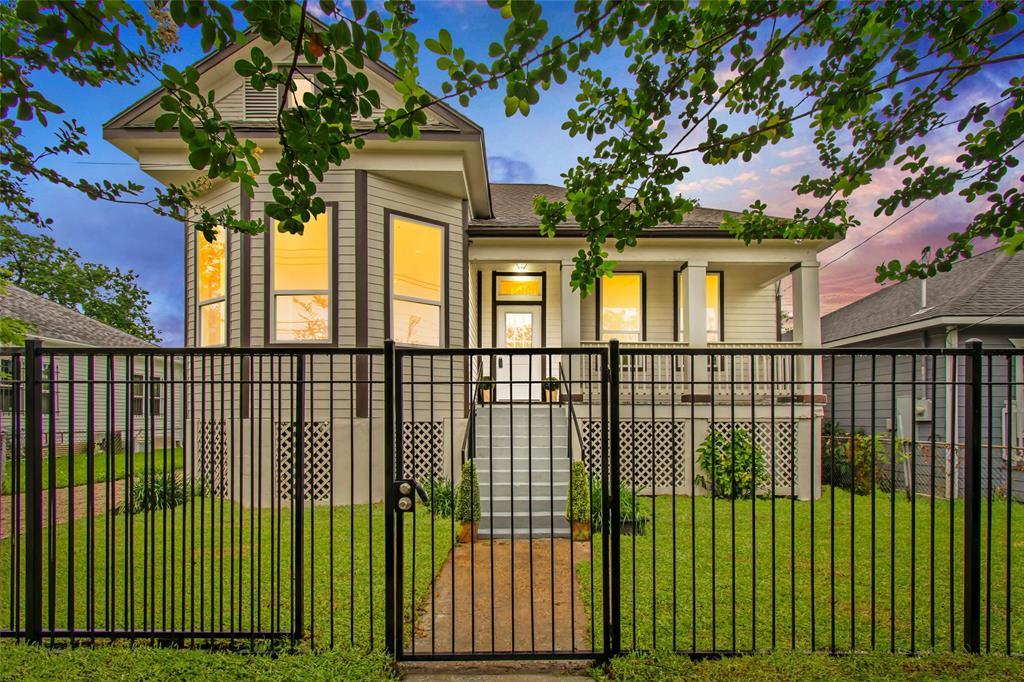 2110 Freeman Street, Houston, TX 77009 - Houston, TX real estate listing